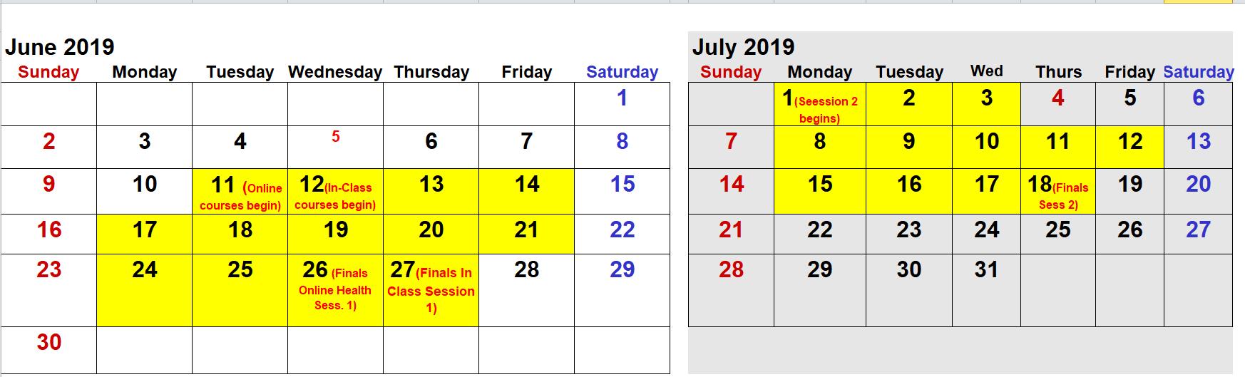Oak Valley Middle School Bell Schedule